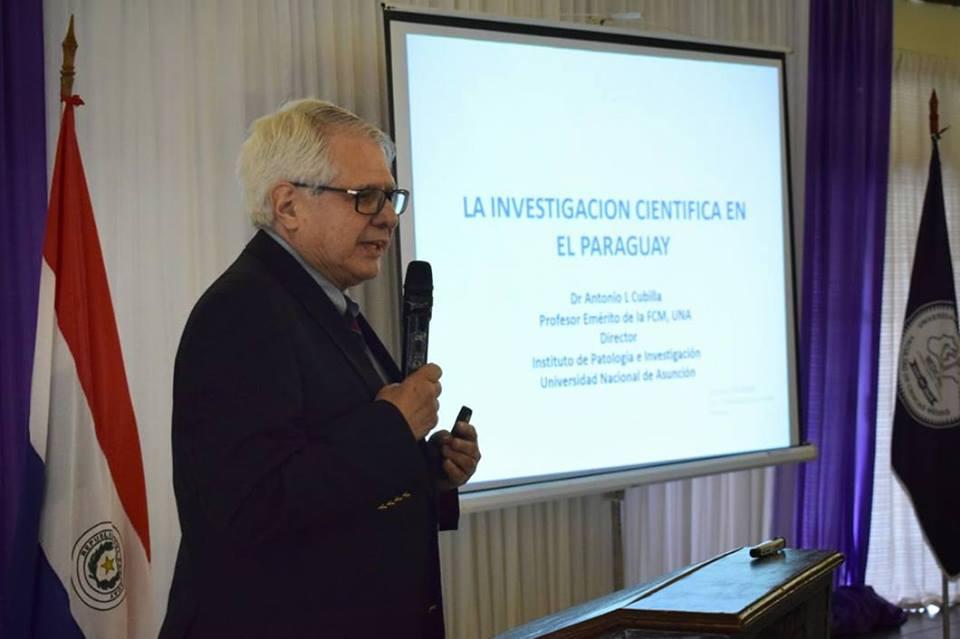 JORNADA DE INVESTIGACIÓN CIENTÍFICA CON LANZAMIENTO DE REVISTA Y CLASE MAGISTRAL A CARGO DE DESTACADO CIENTÍFICO.