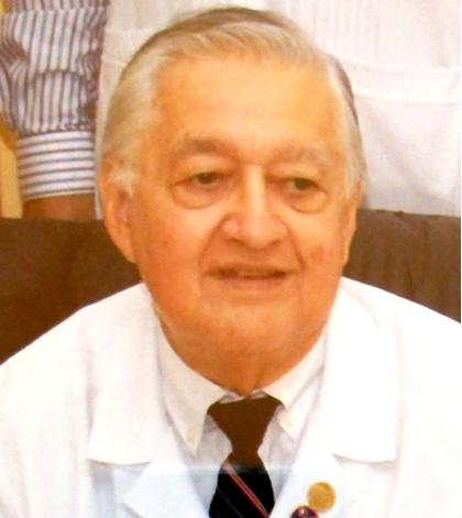 Dr. Octaviano A. Franco Saggia