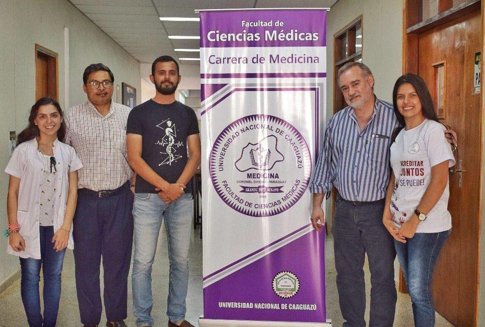 La Facultad de Ciencias Medicas tiene nuevos representantes estudiantiles ante el Consejo Directivo