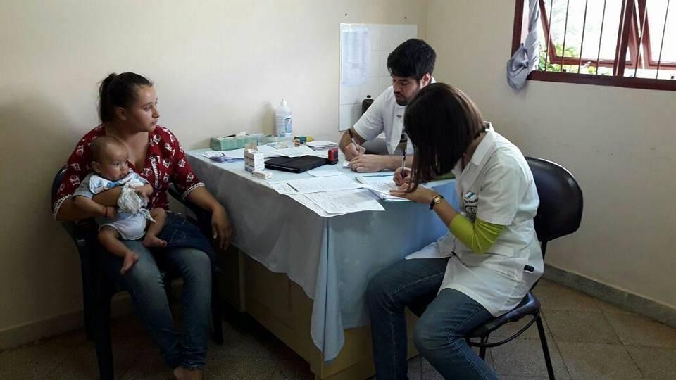 """Proyecto de Extensión Universitaria – """"Caaguazú Pire Porã Rekavo"""""""