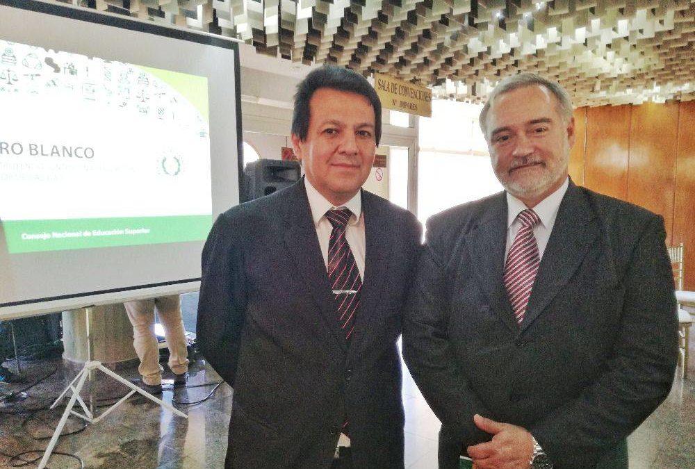 Presentación del Libro Blanco para la Educación Superior – Ñane aranduka tuichaveva
