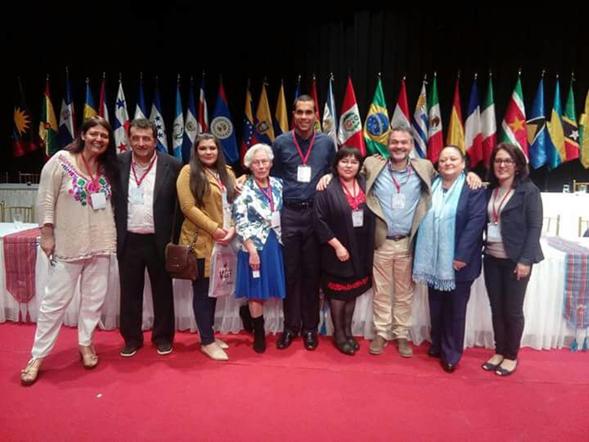 Presentación de trabajos de investigación enviados en el V FORO DE RESPONSABILIDAD SOCIAL organizado por la Universidad Mayor de San Marcos, Lima Perú.
