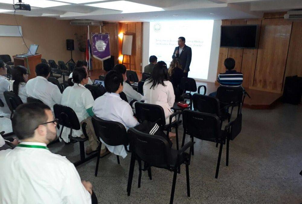 Presentación de Protocolos de Investigación de los Trabajos de Fin de Grado