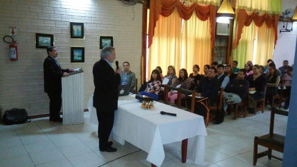 Apertura de la segunda promoción de Curso de Especialista en Emergentología