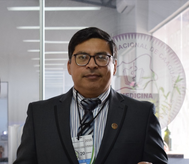 Prof. Dr. Marcial Carlos César González Galeano