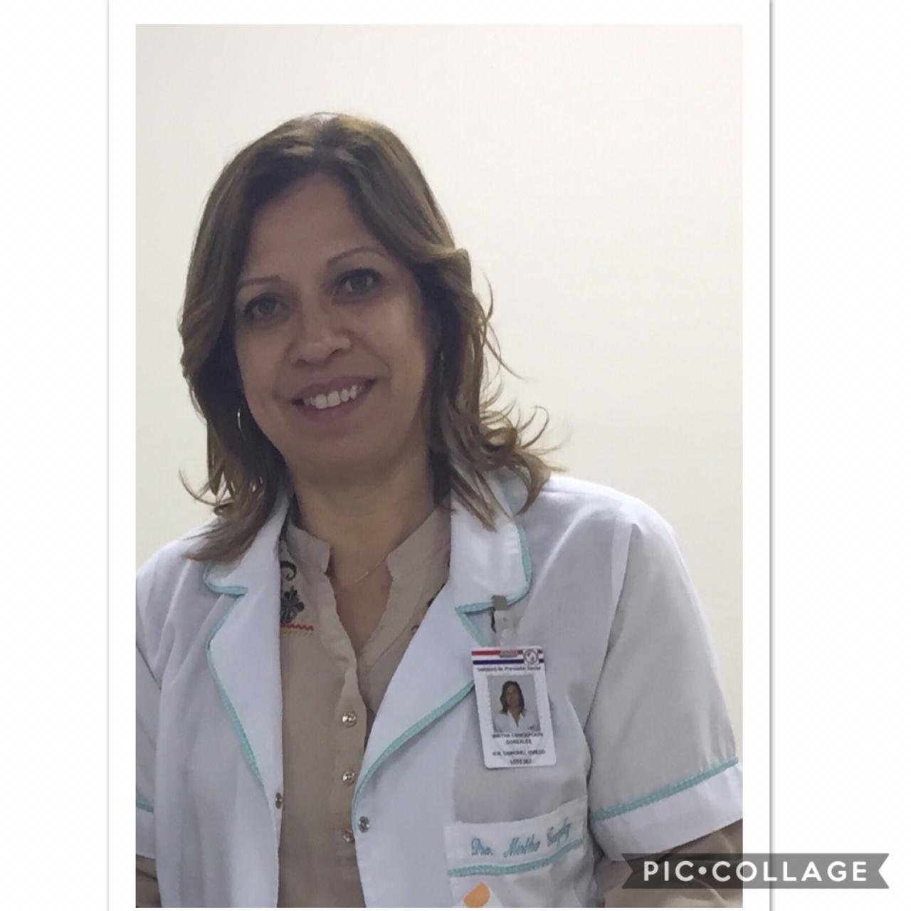 Dra. Mirtha Concepción González de Soto