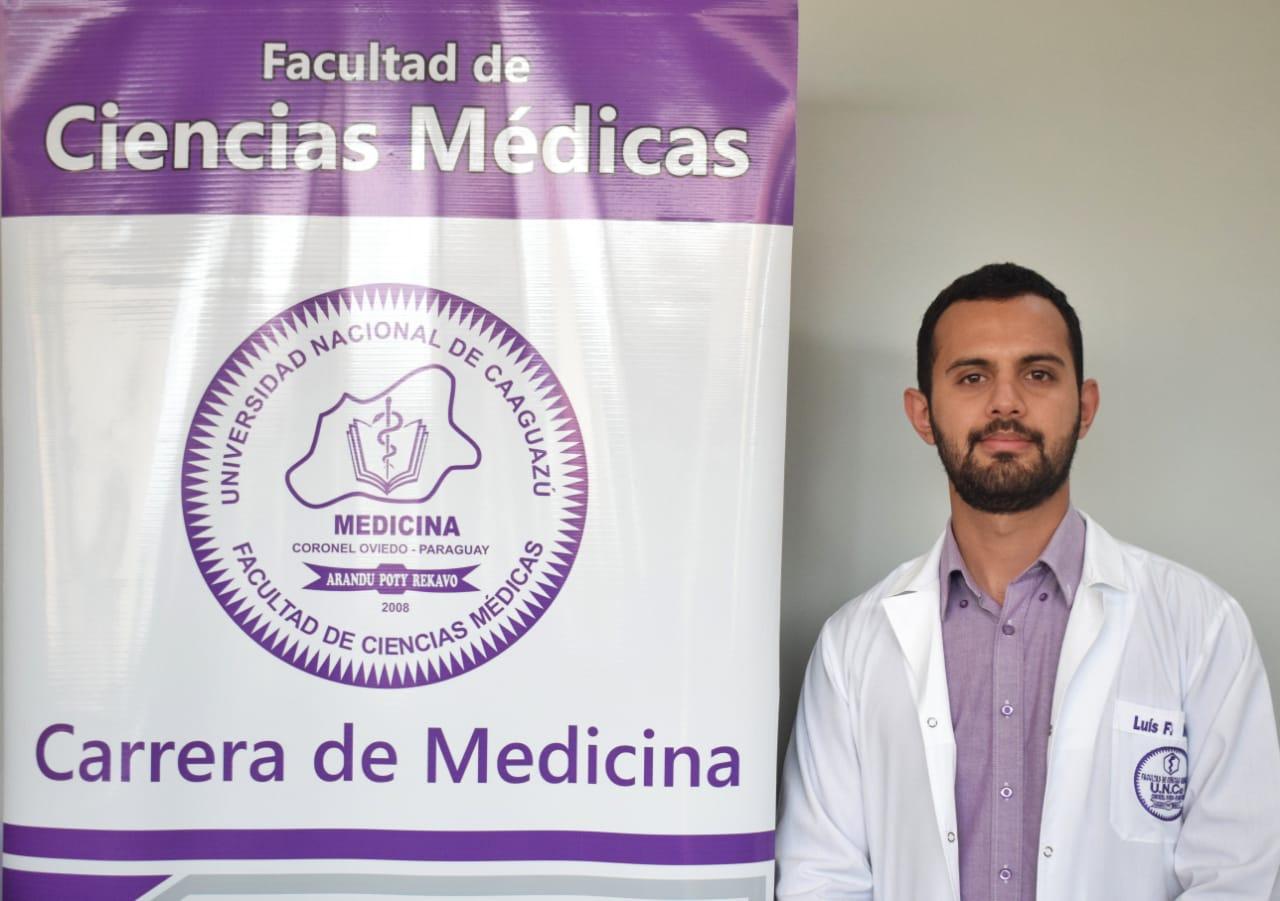Luis Filiberto Morel Giménez
