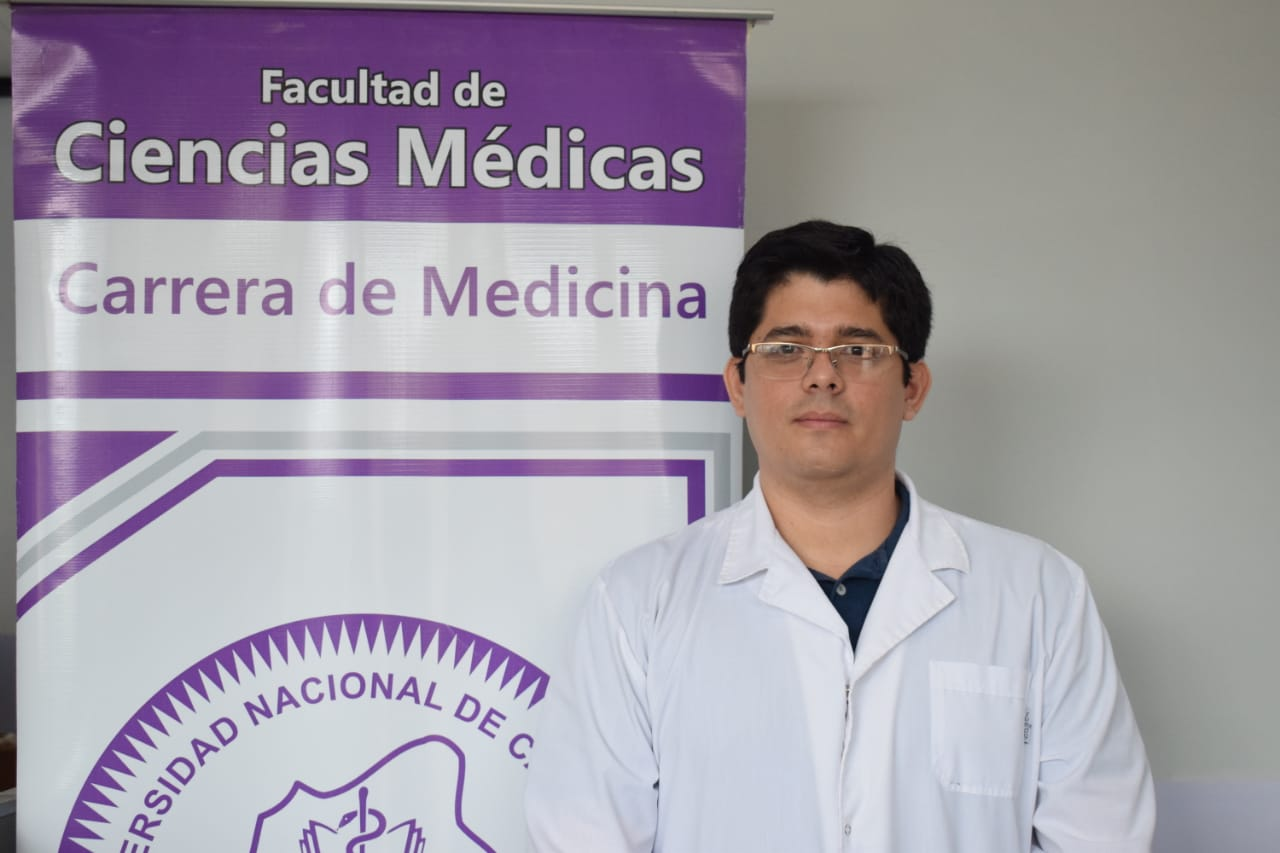Dr. Fernando José Florentín González