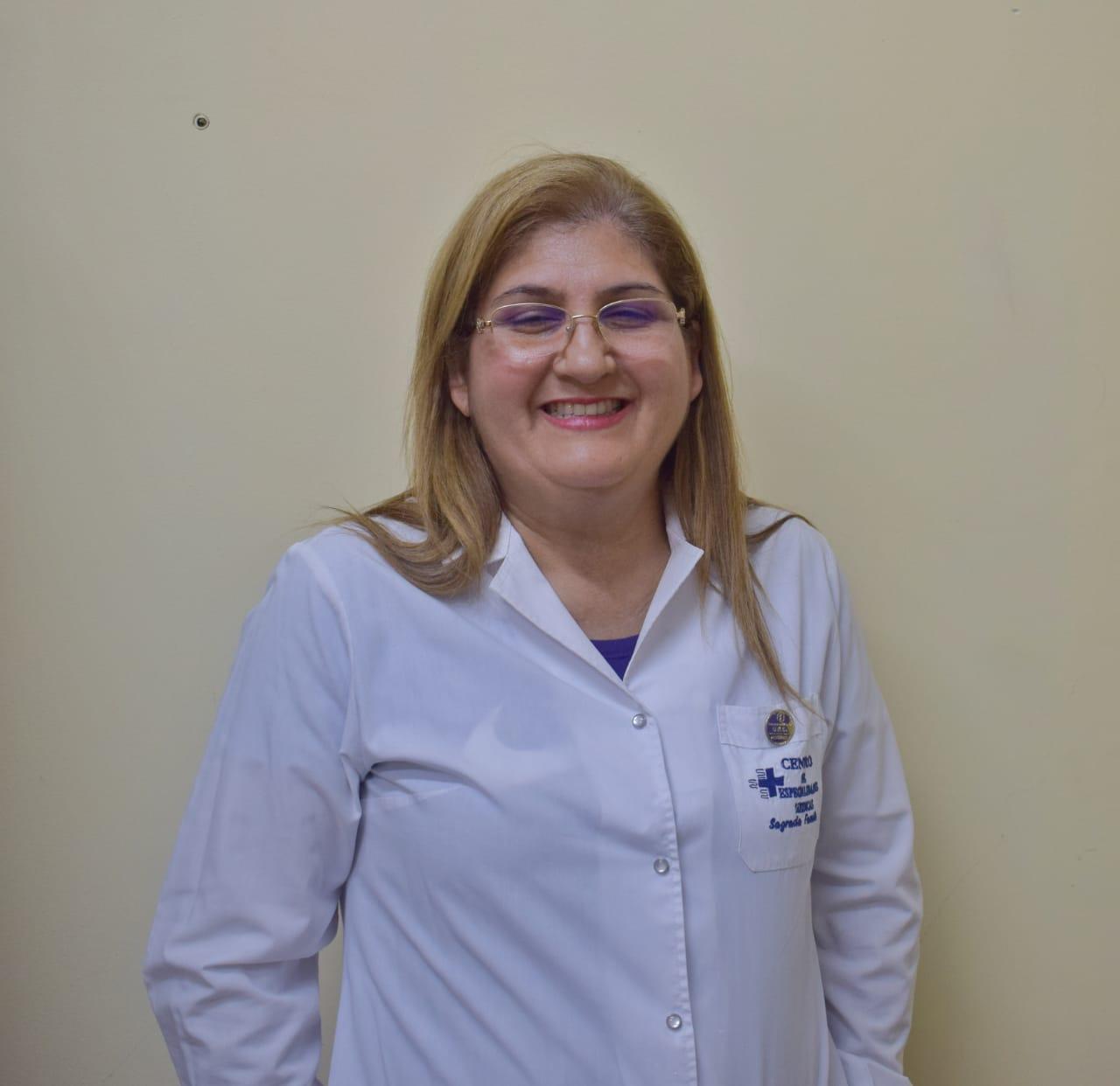 Dra. Juana Andrea Montiel