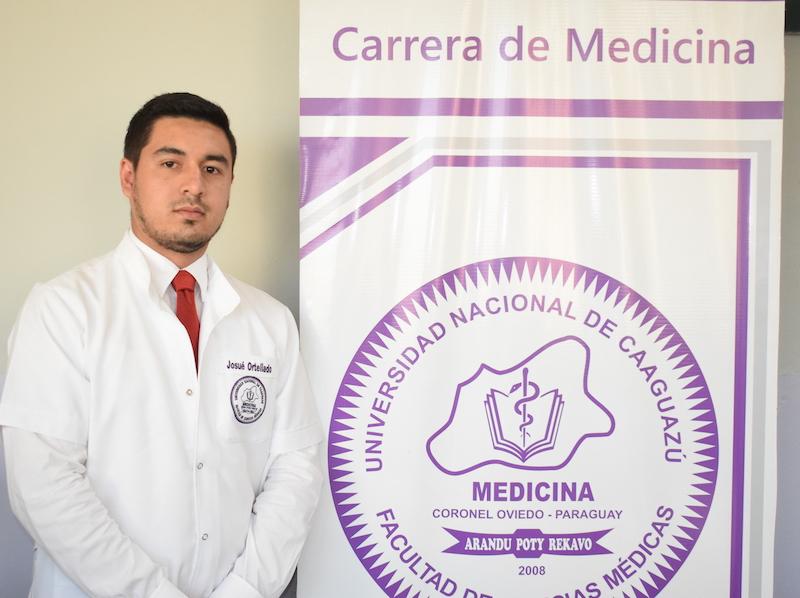 Univ. Omar Josue Ortellado Villalba