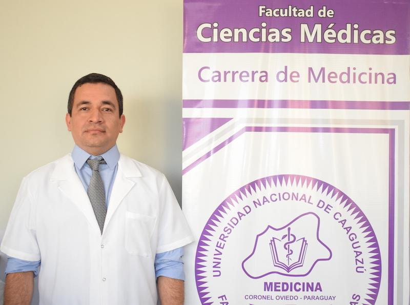 Dr. Edgar Ortega