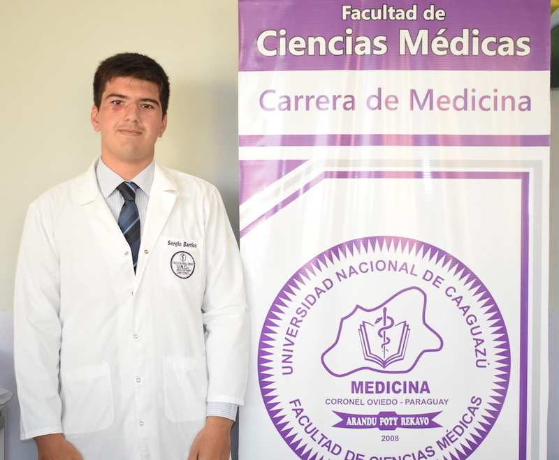 Univ. Sergio David Barrios Ramirez