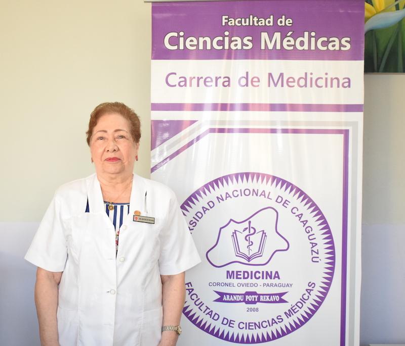 Dra. Zunilda Beatriz Pagani de Molinas