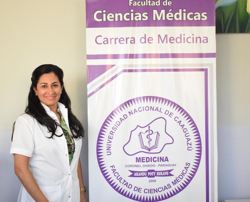 Dra. Ana Liz Rodas Florentín