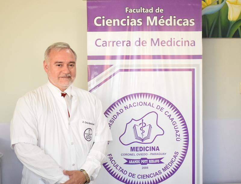 Dr. Carlos Alberto Cano Fleitas