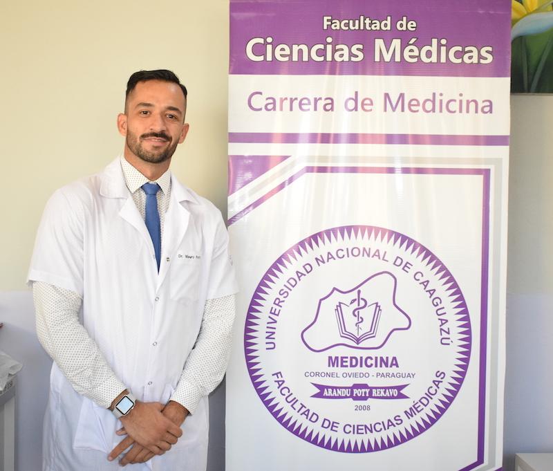 Dr. Mauro Porto Varela