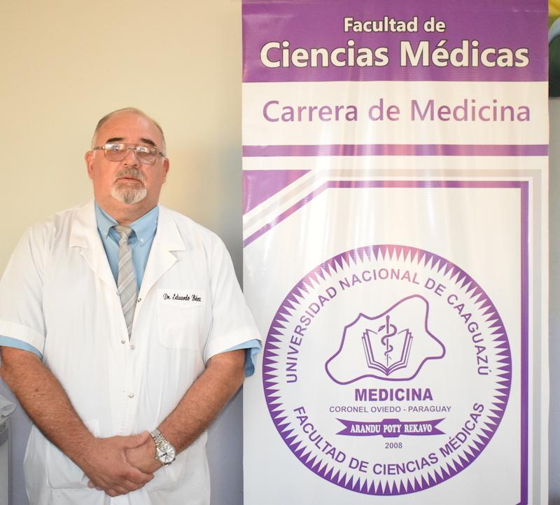 Dr. Eduardo Abraham Baez Bogado