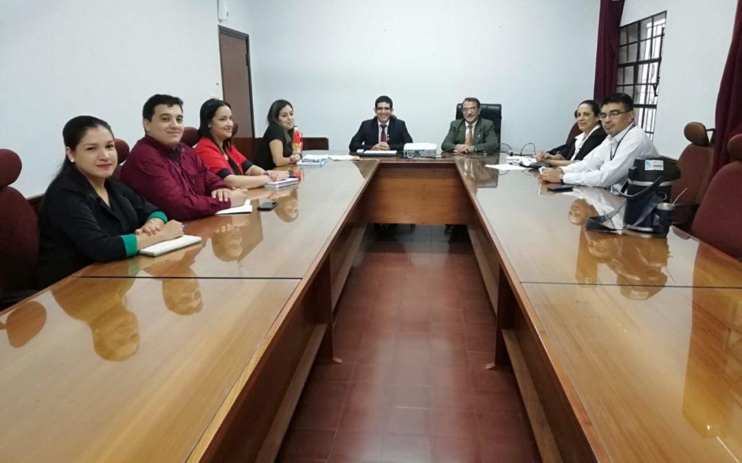 Reunión de Directores de Investigación