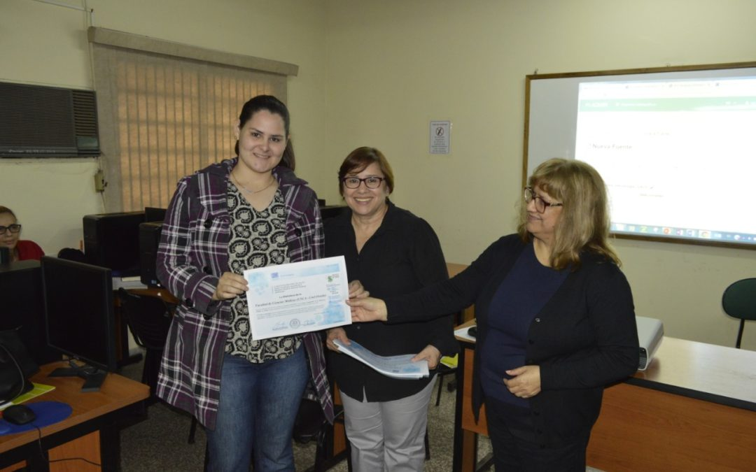 Reunión técnica de bibliotecarios y miembros de la Red BVSPY