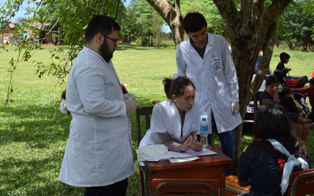 Prevalencia de Tuberculosis y Leishmaniasis en las comunidades indígenas de Nueva Toledo.