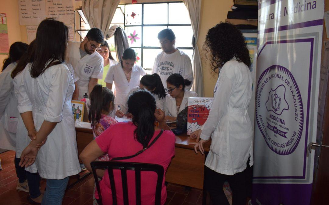 Trabajo de Campo: Cirugías menores y Charla sobre el Cáncer de Mama