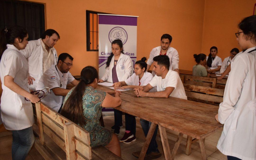 Atención Integral a la población de la Penitenciaria Regional de Mujeres Serafina Dávalos
