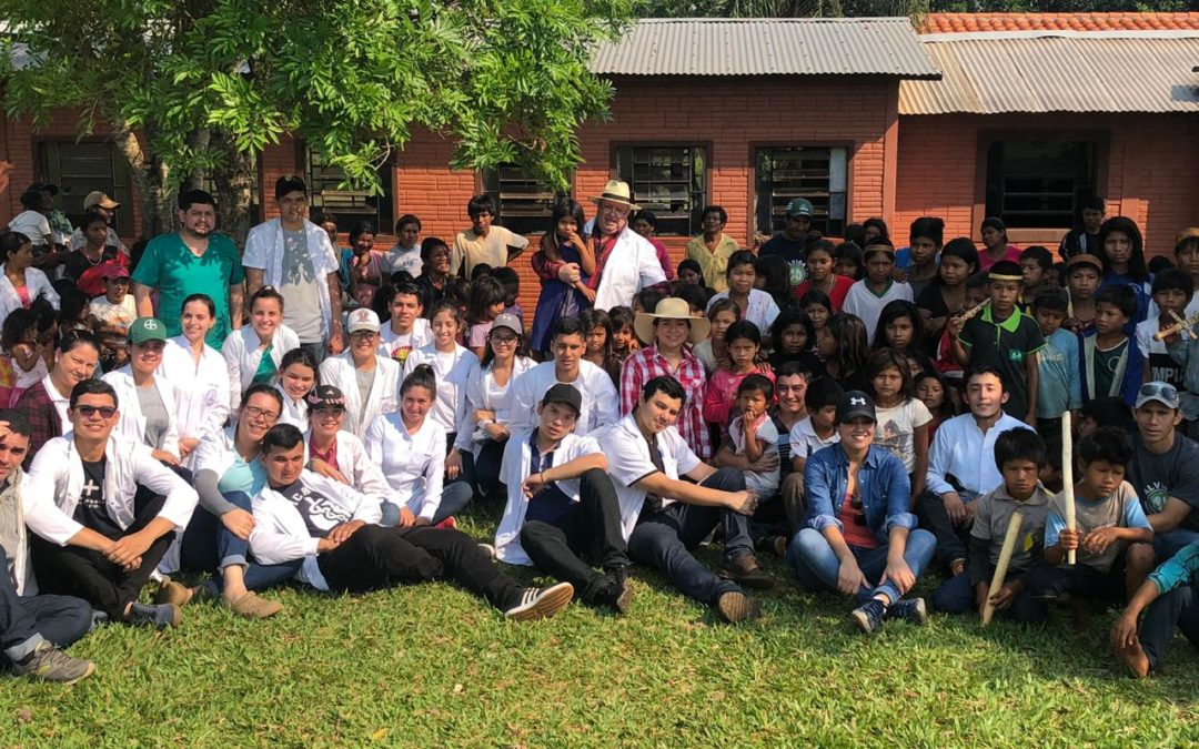 Prevalencia de Tuberculosis  y de Leishmaniasis en las Comunidades Indígena de Nueva Toledo