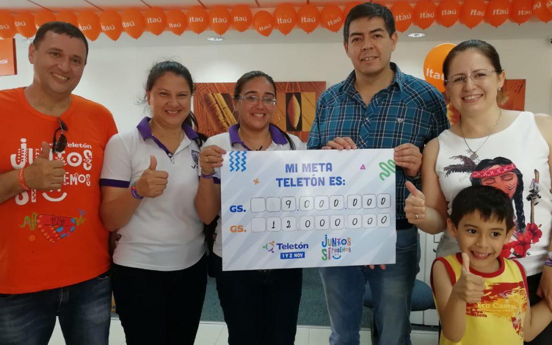 La Facultad de Ciencias Médicas, dijo presente en la maratón de la fundación Teletón