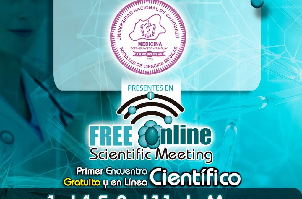 Primer Encuentro Científico en línea Gratis