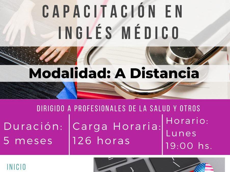 Becas para Ingles Médico